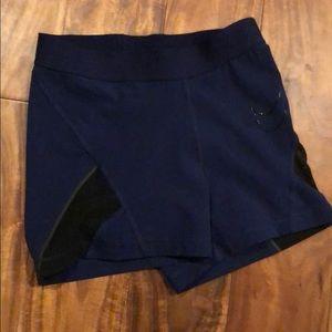"Nike 2"" Spandex Shorts, EUC"